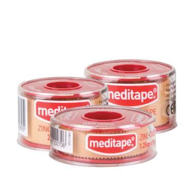 Meditape Zinc Oxide Tape (Various Sizes)
