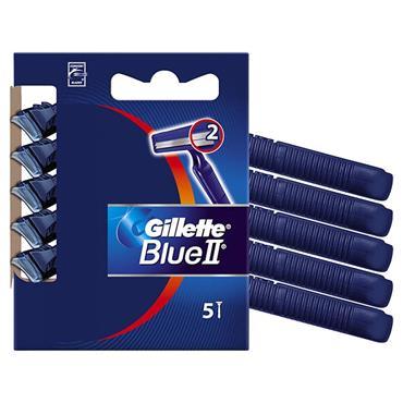 GILLETTE BLUE Il RAZOR 5