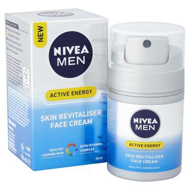 NIVEA MEN ACTIVE ENERGY FACE CREAM