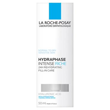 LA ROCHE POSAY HYDRAPHASE INTENSE RICH 50ML