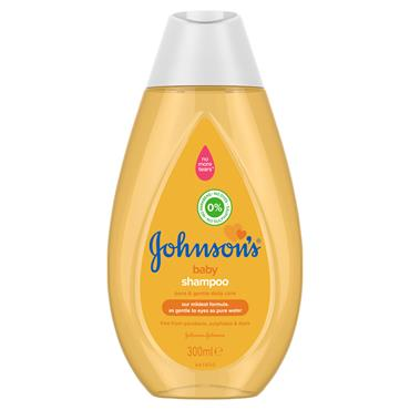 JOHNSONS BABY BABY SHAMPOO 300ML