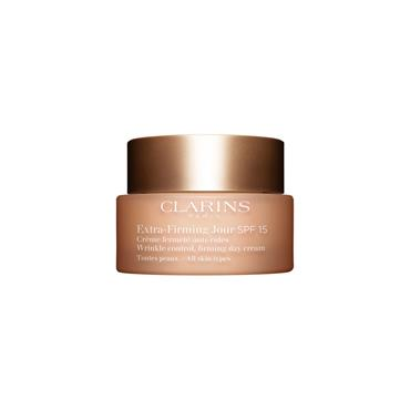 CLARINS EXTRA FIRMING DAY CREAM SPF15 ALL SKIN TYPES