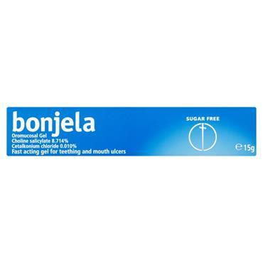 BONJELA OROMUCOSAL GEL 15G