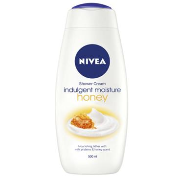 NIVEA SHOWER GEL HONEY