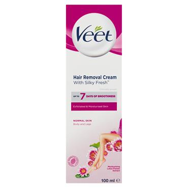 VEET 3 MINUTE CREAM NORMAL SKIN 100ML