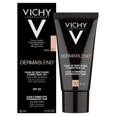 VICHY DERMABLEND CORRECTIVE FLUID 30