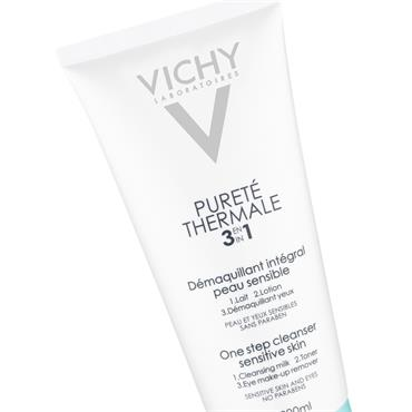 VICHY PURETE THERMALE ONE STEP CLEANSER