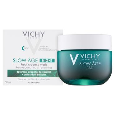 VICHY SLOW AGE NIGHT CREAM