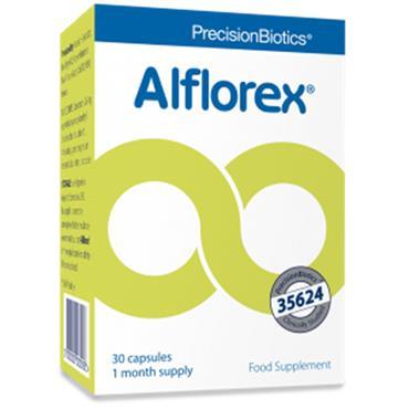 ALFLOREX CAPSULES PRECISION BIOTICS 30CAPS
