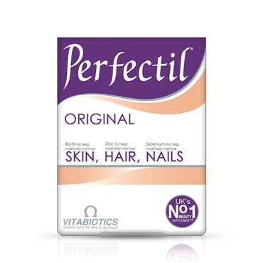 VITABIOTICS PERFECTIL SKIN HAIR NAILS 30S