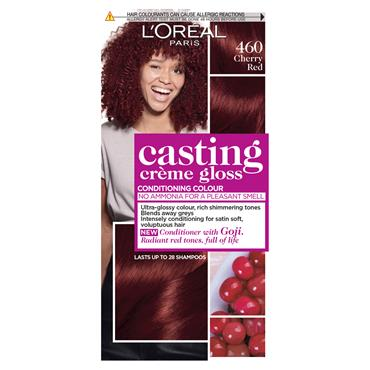 CASTING CREME GLOSS CHERRY RED 460