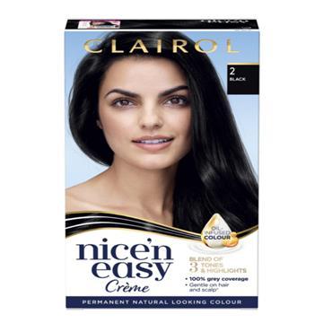 NICE N EASY BLACK 2