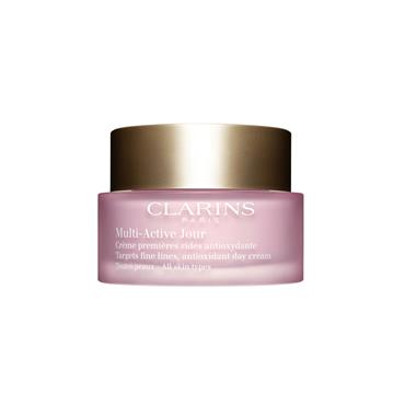 CLARINS MULTI ACTIVE DAY ALL SKIN TYPES