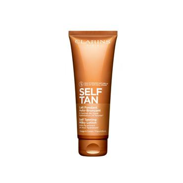 CLARINS SELF TANNING MILKY LOTION