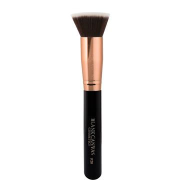 BLANK CANVAS F20 BUFFER BRUSH  COLOR:ROSE GOLD BLACK