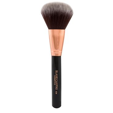 BLANK CANVAS F34 LARGE POWDER IN ROSE GOLD/BLACK
