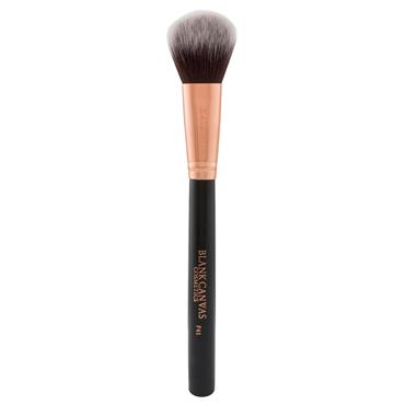 Blank Canvas F41 Flat Tapered Cheek Brush Rose Gold