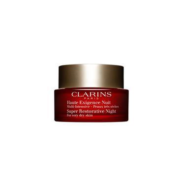 CLARINS SUPER RESTORATIVE NIGHT DRY SKIN 50ML