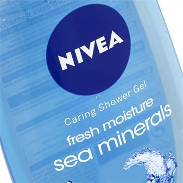 NIVEA SHOWER GEL SEA MINERAL