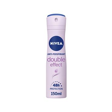NIVEA W DOUBLE EFFECT DEODORANT SPRAY