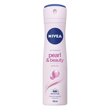 NIVEA W PEARL&BEAUTY DEODORANT SPRAY