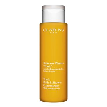 CLARINS TONIC BATH&SHOWER CONCENTRATE 200ML