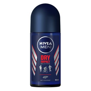 NIVEA MEN DRY IMPACT ROLL ON