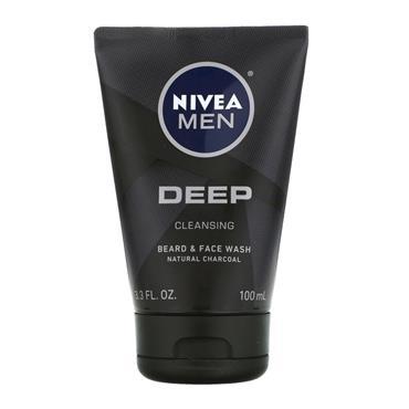 Nivea Men Deep Cleansing Face Wash 100ml