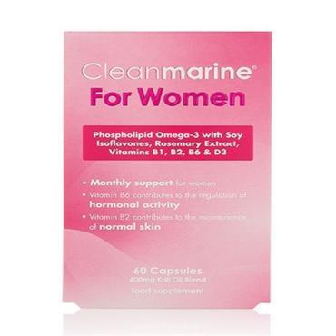 CLEANMARINE FOR WOMEN 60S