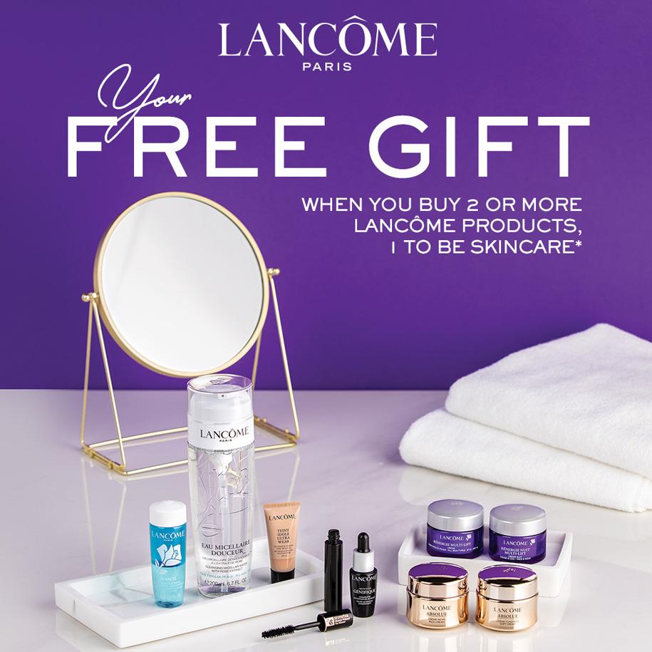 Lancome Offer