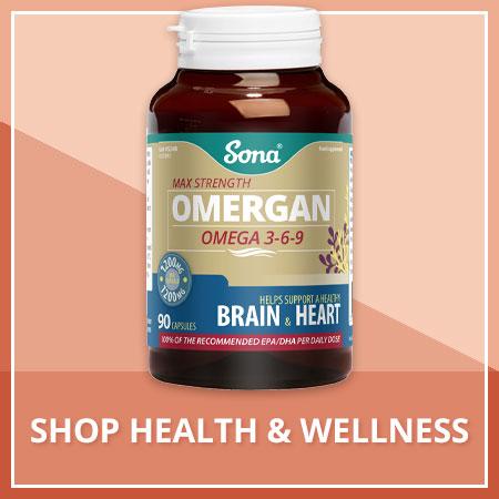 Shop Health & Wellness
