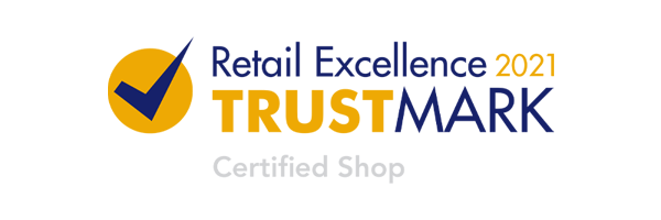 Retail Excellence Trustmark 2021 Certified Shop