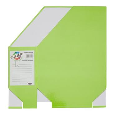 PREMTO MAGAZINE ORGANIZER - CATERPILLAR GREEN