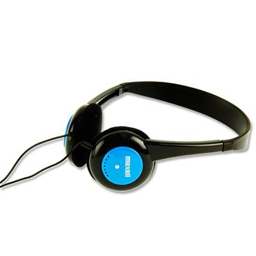 MAXELL KIDS HEADPHONES - BLUE