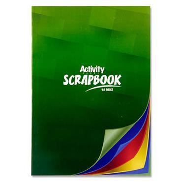 Premier Activity A4 48pg Scrapbook