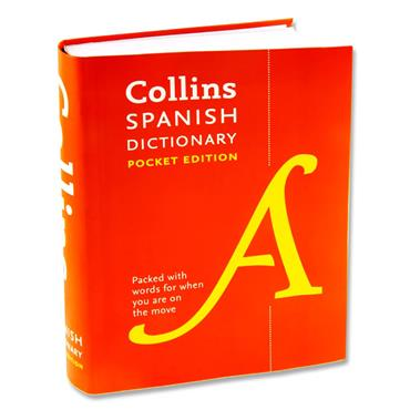 Collins Pocket Dictionary - Spanish