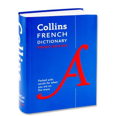 Collins Pocket Dictionary - French