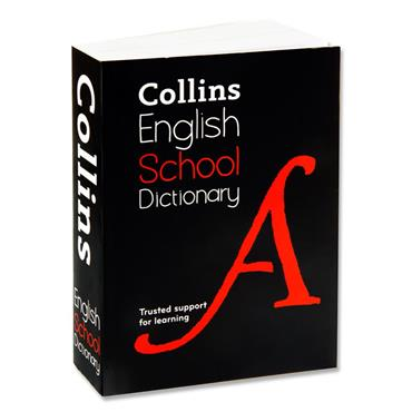 Collins School Dictionary - English