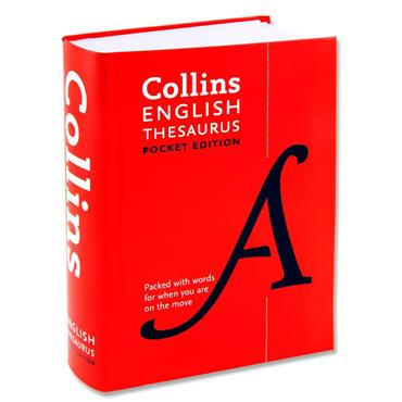 Collins English Thesaurus Pocket Edition