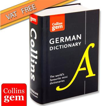 Collins Gem Dictionary - German