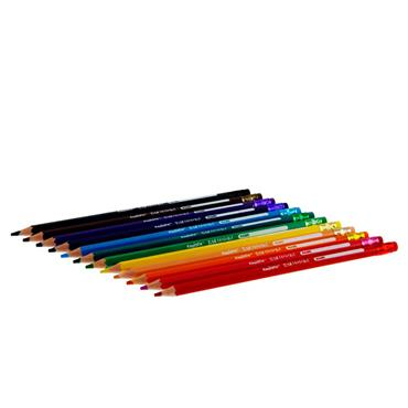 Carioca Pkt.12 Tita Erasable Colouring Pencils