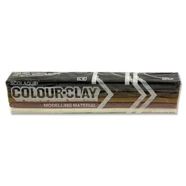 Scola 500g Modelling Clay - People