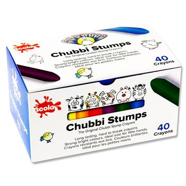 Scola Chubbi Stumps Chublets (40)