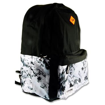 EXPLORE 35ltr BACKPACK - BLACK ABSTRACT HOOP