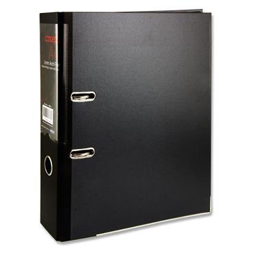 Concept A4 PP Lever Arch File - Black