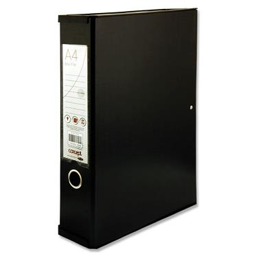 Concept A4 PP Box File - Black
