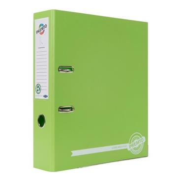 PREMTO A4 PP LEVER ARCH FILE - CATERPILLAR GREEN