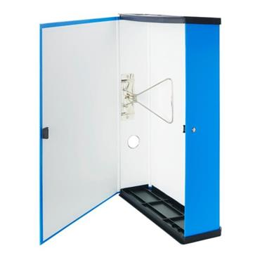 PREMTO PP BOX FILE - PRINTER BLUE