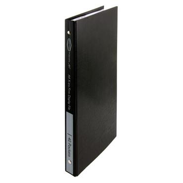 Premier A4 Xtra Firm 40 Pocket Display Book - Black