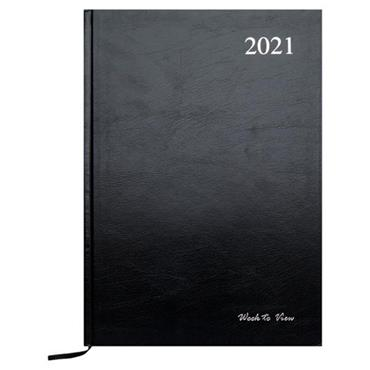 PREMIER 2021 A4 DIARY - WEEK TO VIEW 3 ASST